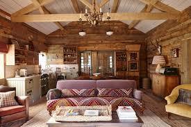 Rustic Interior Design Cabin Studio