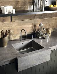 40 arbeitsplatten aus beton ideen küche beton küche