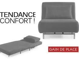 canapé convertible une personne espaceadesign com meubles design à petit prix en stock