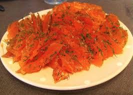 cuisine norvegienne saumon gravlax sauce norvégienne la cuisine de micheline
