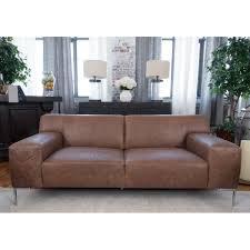 Wayfair Soho Leather Sofa by Logan Leather Sofa Centerfordemocracy Org