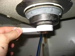 sink drain leak repair guide 021