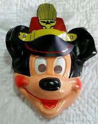 Halloween Town Bakersfield Museum by 1950 U0027s Mickey Mouse Halloween Mask Halloween Vintage Antique