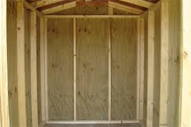 6x8 Wooden Storage Shed by Utility Storage Buildings And Sheds By Southern Storage Soutions