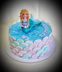 meerjungfrau torte kinder kuchen geburtstag kuchen