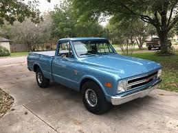 100 C10 Truck For Sale My Granddads 1968 After A 3year Restoration No Lowering Done
