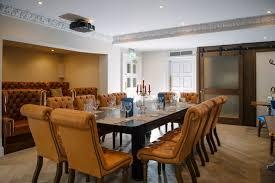 Badger Co Private Dining Room Edinburgh EH2 3HT