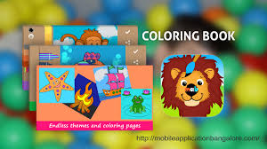 Coloring Book For Android Best Mobile App