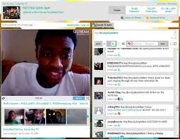 Luxurious And Splendid Live Stream Chat Room