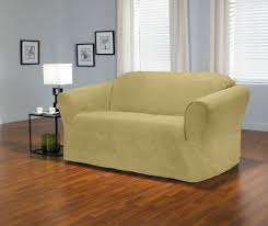 Walmart Canada Sofa Slipcovers by Sure Fit Bruce Suede Wrap Style Sofa Slipcover Walmart Canada