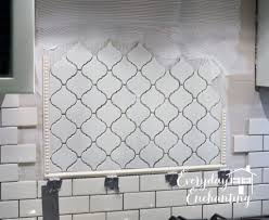Cutting Glass Tile Backsplash Wet Saw by Arabesque Backsplash Accent
