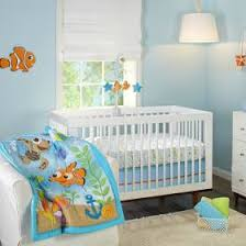 finding nemo a day at the sea bedding collection disney baby