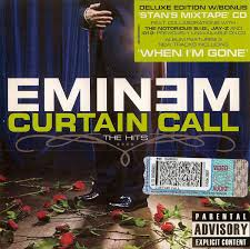 eminem curtain call the hits cd at discogs