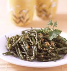 comment cuisiner les haricots verts haricots verts sautés à l ail et sauce soja au wok les meilleures