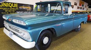 100 1960 Apache Truck Chevrolet For Sale 63111 MCG