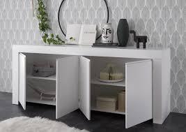 großes sideboard wohnzimmer 4 türig 210cm in trendigem