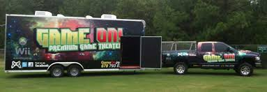 100 Game Truck Prices Our Houston Texas Moblie Video Game Truck Video Game Theater