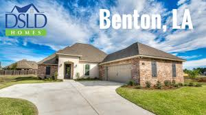 Dsld Homes Floor Plans Ponchatoula La by Turtle Creek Benton La Youtube