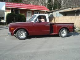 100 Chevy Stepside Truck For Sale 1968 Short Box Step Side For Sale In Ketchikan Alaska