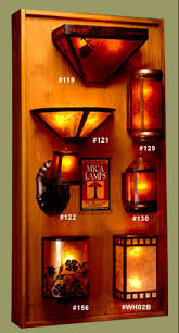 Mica Lamp Company Sconce by Mica Lamps