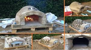 four a pizza exterieur comment réaliser un four à pizza fait soi même meteofan