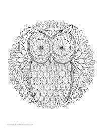 Printable Mandala Coloring Page Pdf For Pages