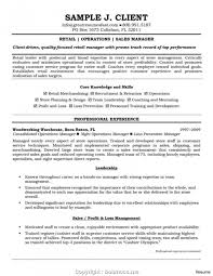 Newest Retail Manager Skills Managers Resume Examples Resumes Pdf Summary Of Example Full Size