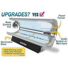 Wolff Tanning Bed by Wolff Sunlite Pro 32 Deluxe Tanning Bed Lowest Price Free Shipping