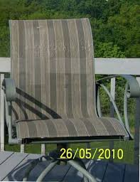 Patio Furniture Sling Replacement Phoenix by Patio Sling Fabric Replacement F8 237 Putty Textilene 80
