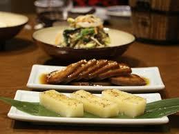 cuisine preparation food review nanjing impressions 南京大牌档 singapore
