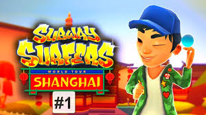 Subway Surfers Halloween Download by Subway Surfers Shanghai Gameplay Hd 1 Subway Surfers