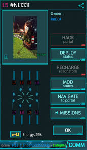 Ingress Heatsink Force Amp by Portal Fev Games