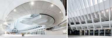 Rulon Wood Grille Ceiling by 2015 Awards Ceilings Ceilings U0026 Interior Systems Construction