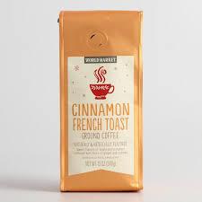 World MarketR Ltd Edition Cinnamon French Toast Coffee