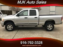 100 Cordova Truck 2006 Dodge Ram 2500 59 Cummins Diesel 4x4 SLT Short Bed For Sale In