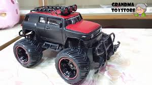 100 Big Remote Control Trucks Unboxing TOYS ReviewDemos Part 1 Off Road Passion 4x4 Big Wheel