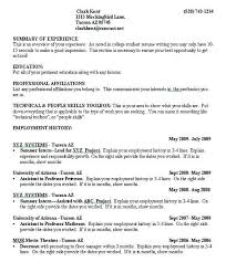 How To Type A Proper Resume by Make A Resume Write A Great Resume Writing A Great Resume 2