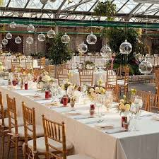 Restaurant Wedding Decoration Ideas