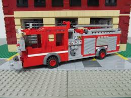 100 How To Build A Lego Fire Truck Brickyard Pparatus Home