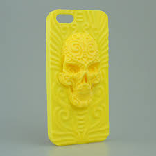 3D Printed iPhone 5 case