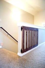 Gate For Top Of Stairs With Banister Best Baby Gate Ideas On Gate ... Model Staircase Gate Awesome Picture Concept Image Of Regalo Baby Gates 2017 Reviews Petandbabygates North States Tall Natural Wood Stairway Swing 2842 Safety Stair Bring Mae Flowers Amazoncom Summer Infant 33 Inch H Banister And With Gate To Banister No Drilling Youtube Of The Best For Top Stairs Design That You Must Lindam Pssure Fit Customer Review Video Naomi Retractable Adviser Inspiration Jen Joes Diy Classy Maison De Pax Keep Your Babies Safe Using House Exterior
