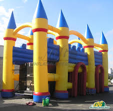Halloween Inflatable Arch by Custom Inflatable Stage Props From Inflatable Design Group