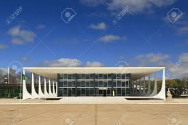 100 Where Is Brasilia Located Supreme Federal Court Building Located In The City Of