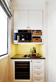Even Tiniest Niches Could Feature A Kitchen Corner