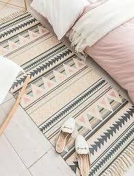 boho teppichläufer bohemian größenauswahl makramee vorleger teppich läufer ebay