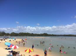 100 Currimundi Beach Caloundra Queensland With TV Presenter Amelia Adams