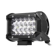 LED WORK LIGHT BAR 5 INCH SPOT FLOOD 59W CAR SUV MOTORCYCLE 12V 24V ... 12w Led Offroad Work Light Truck Tractor Car Fog Auxiliary Are Bed Lighting For Those Who Work From Dawn To Dusk Trucklite 8170 Signalstat Stud Mount 5 Rectangular 2 X Cube 16w Cree Flood Driving Off Road Bar Jeep Buy Now X 6inch 18w Lamp Traxxas Xmaxx Lights Super Bright Easy To Install Youtube Flush Pods Spotflood Offroad Boat Ip67 12v 24v 10w Warning Lights On Vehicle Lighting Ecco Bars Worklamps Cap World