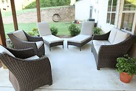 Simple Outdoor Decoration With Affordable Miami Patio Furniture