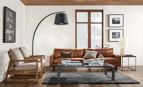 Crate And Barrel Meryl Floor Lamp by 13 Arc Floor Lamps That Will Add Elegance To Any Room Hunker