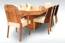 Deco Dining Table Art Room Chairs For Sale